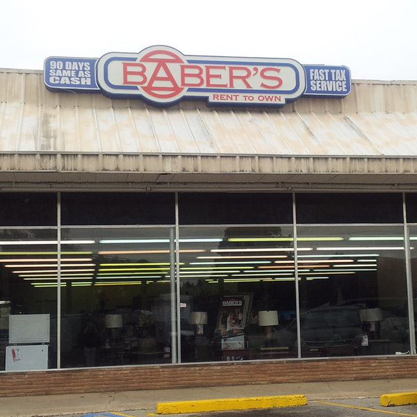 Baber\'s Store #13