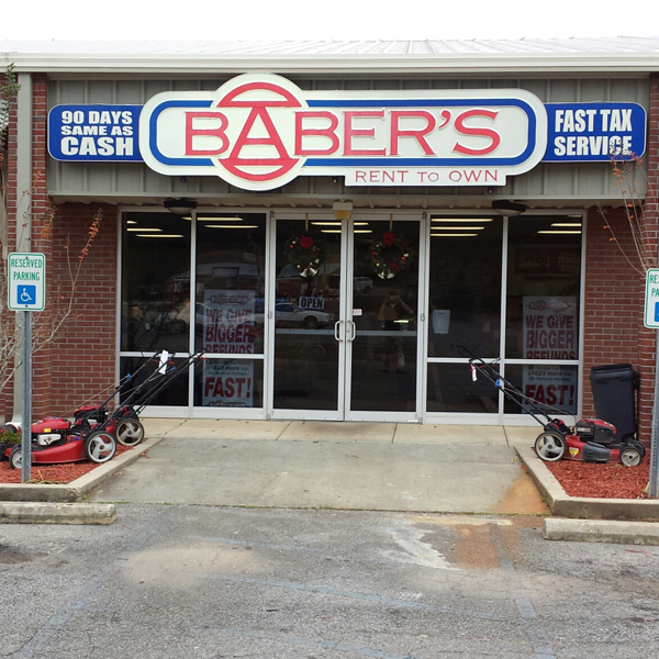Baber\'s Store #21