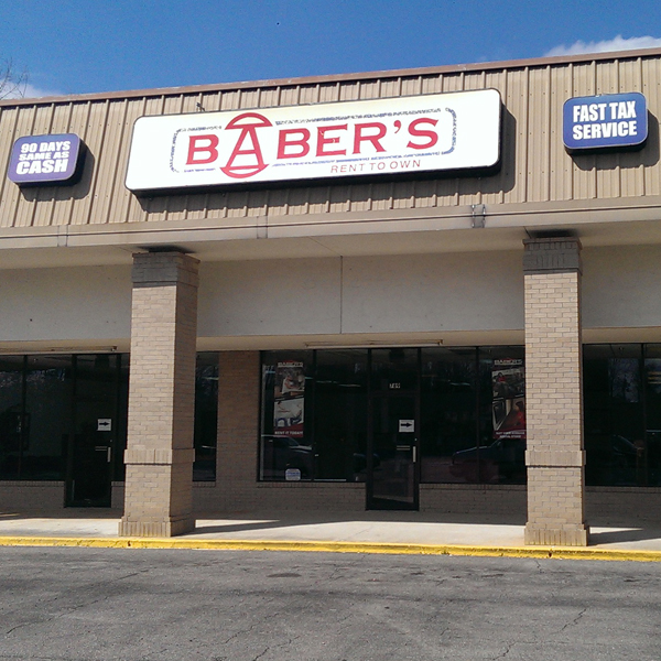 Baber\'s Store #23