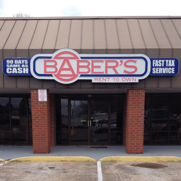 Baber\'s Store #45