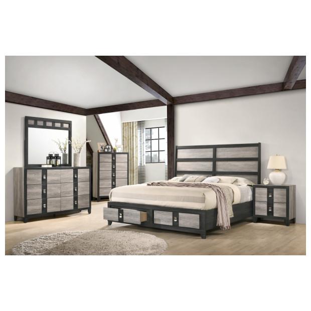 Fitzgerald Furniture CL BURBANK QBDMN