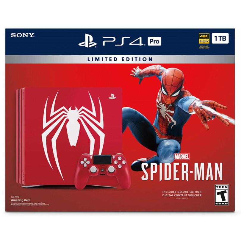 Sony PY3003217 1TB SPIDERMAN