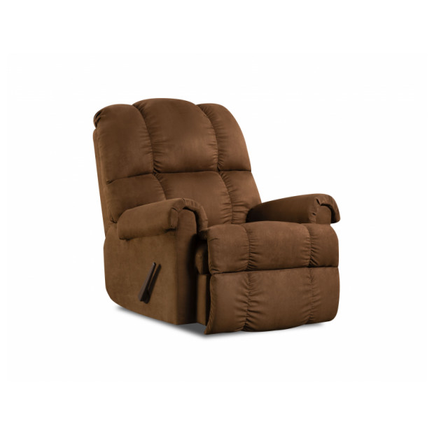 Fitzgerald Furniture CL SIERRA CHOCOLATE RECLINER