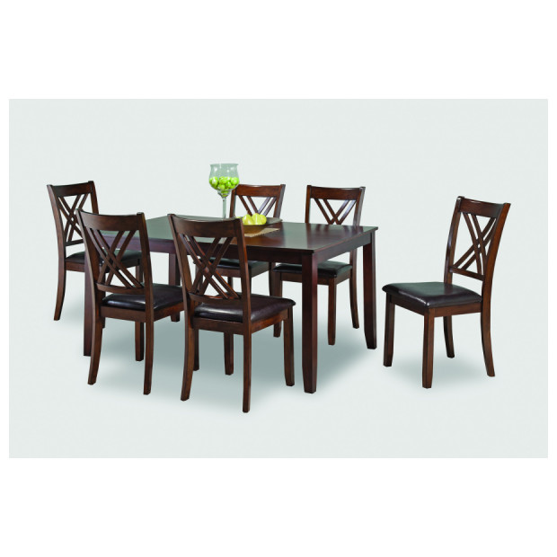 Bernard's Furniture   BER-5504 7PC
