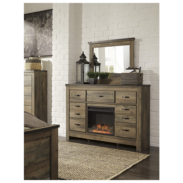 Ashley Furniture   B446-32/W100-01