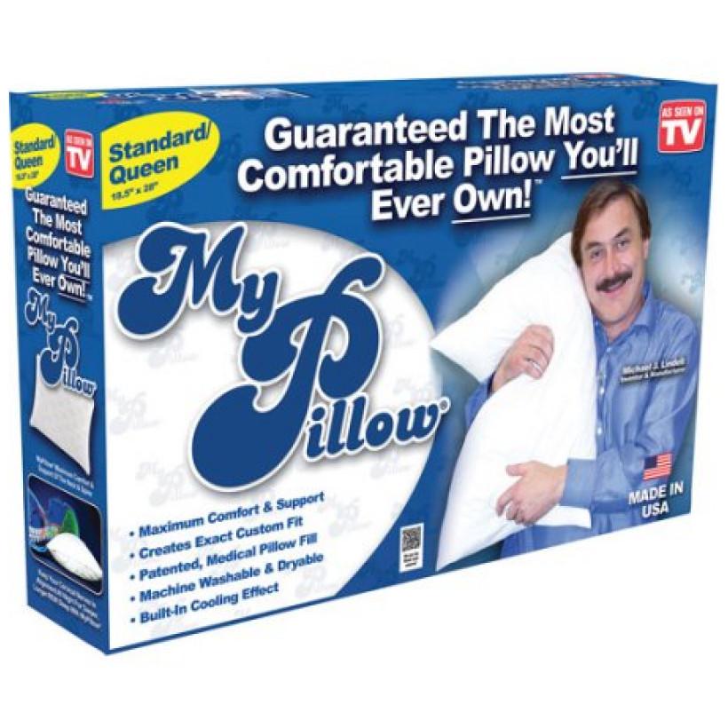 My Pillow, Inc. QN CLASSIC MEDIUM FILL
