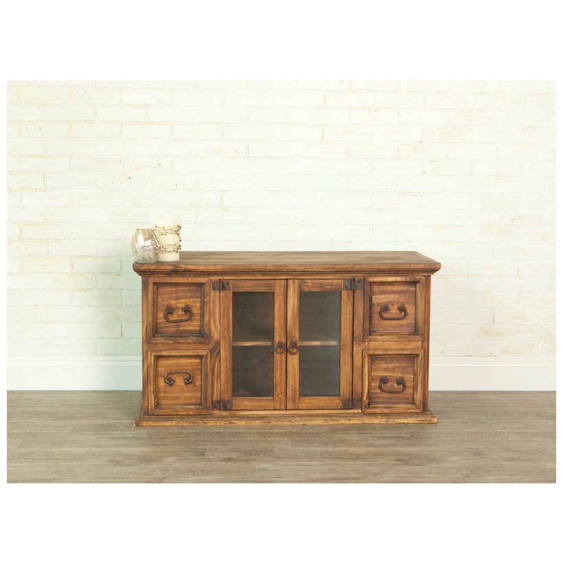 Fitzgerald Furniture CL RUSTIC 43 TV STAND