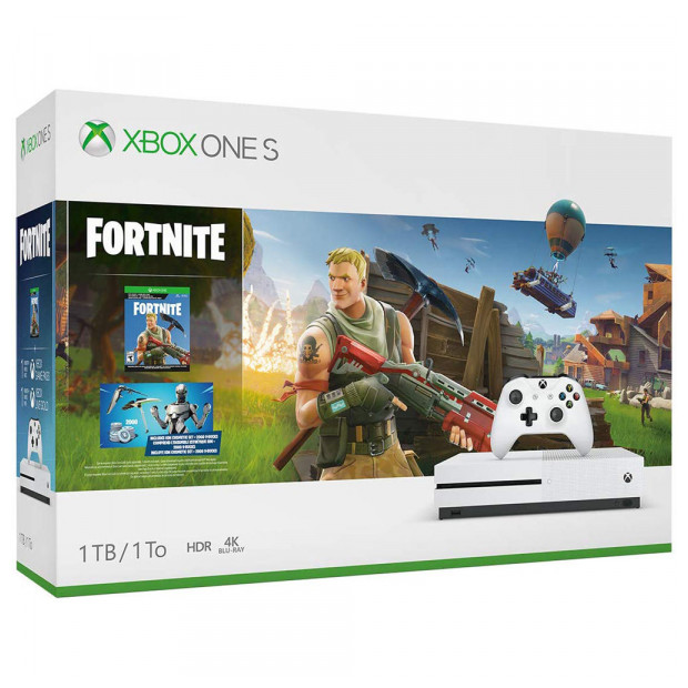 Microsoft 23400703 XBOX ONE S FORTNITE