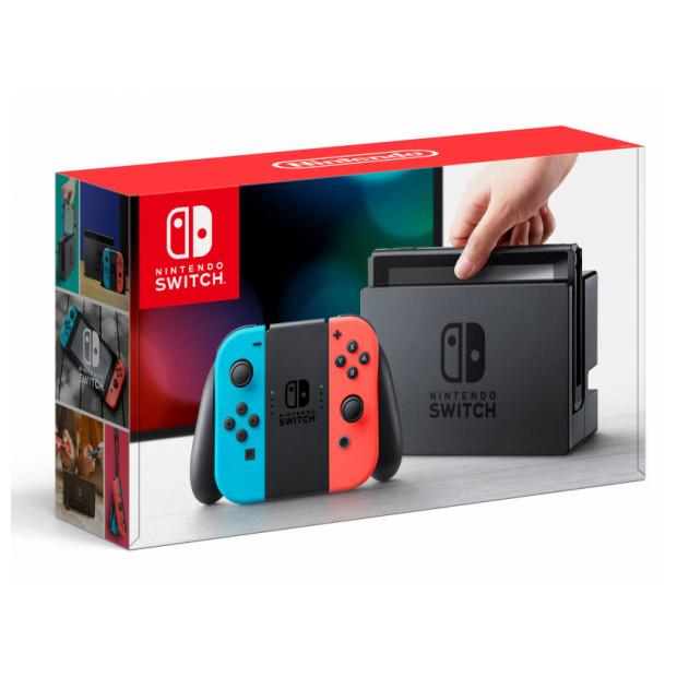 Nintendo HACSKABAA NEON R/B
