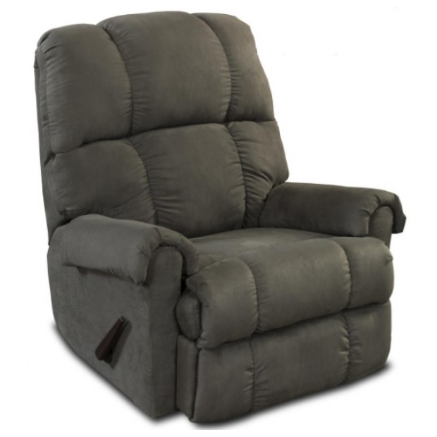 Fitzgerald Furniture CL SIERRA GRAPHITE RECLINER