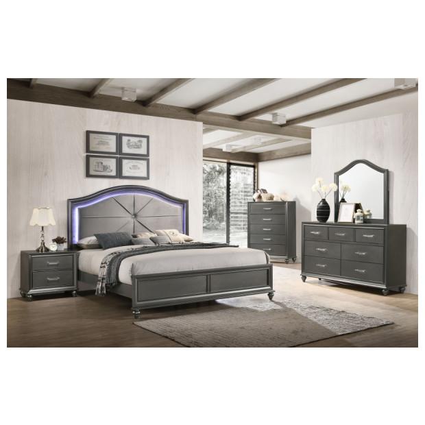 Fitzgerald Furniture LAFAYETTE QBDMN