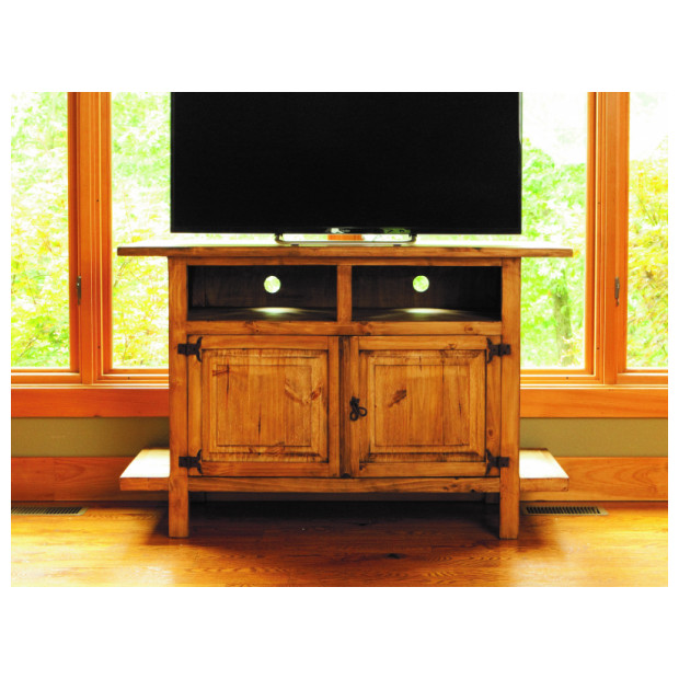 Million Dollar Rustic CL RUSTIC 45MED 55 TV STAND