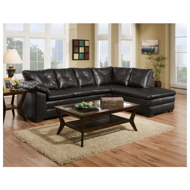 Fitzgerald Furniture CL DURHAM 2PC
