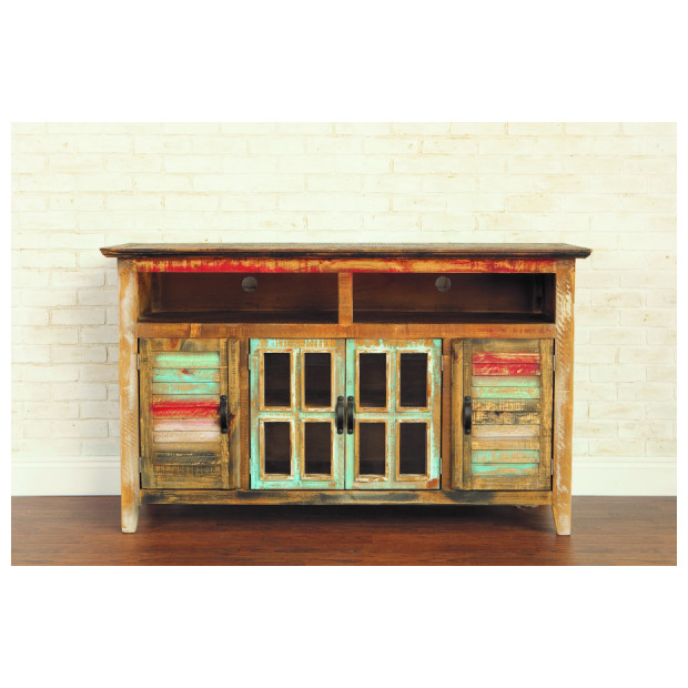 Million Dollar Rustic CL CABANA 60 TV STAND