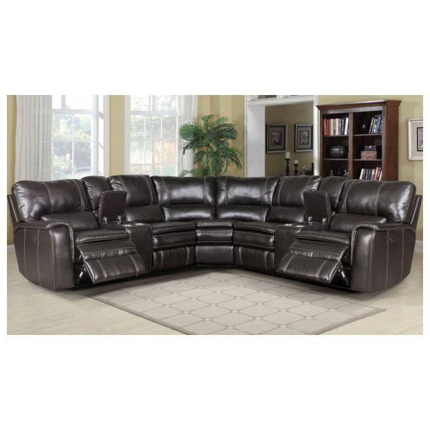 Fitzgerald Furniture CL PORTLAND 3PC SEC
