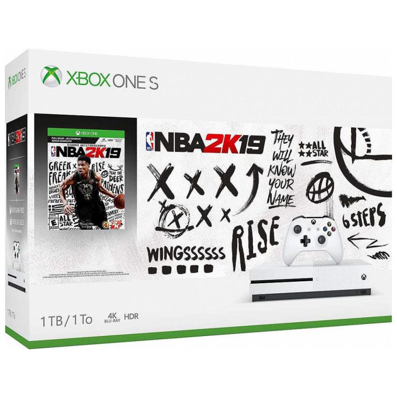 Microsoft 23400575 XBOX ONE S 2K19