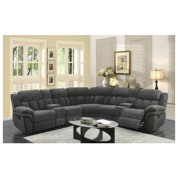 Fitzgerald Furniture CL WESLEY 6PC SECTIONAL