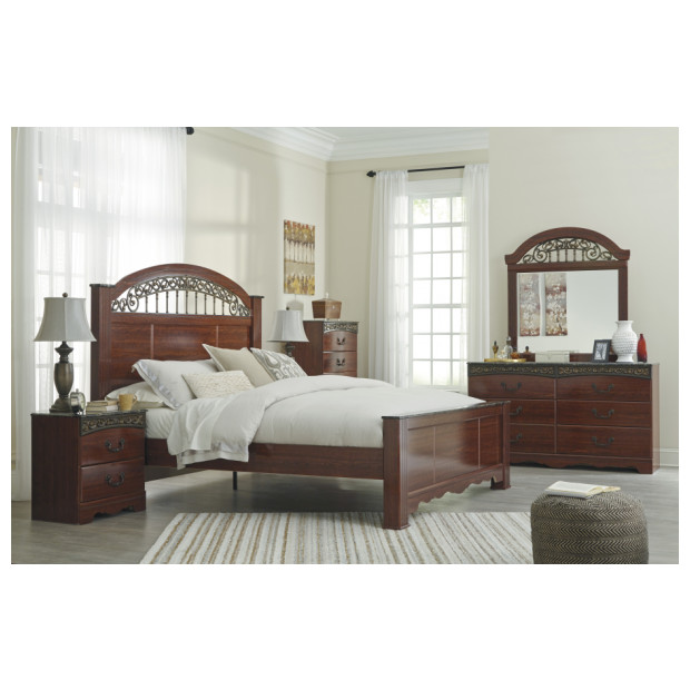 Ashley Furniture   B105QBDMN-67/64/98/31/36/92