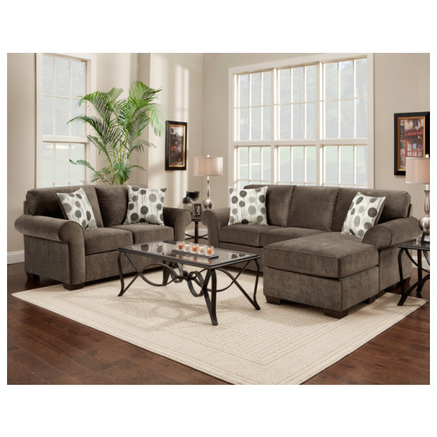 Affordable Furniture A5302/5303 ASH