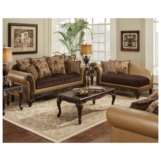 Fitzgerald Furniture AVANTI BRONZE S/L