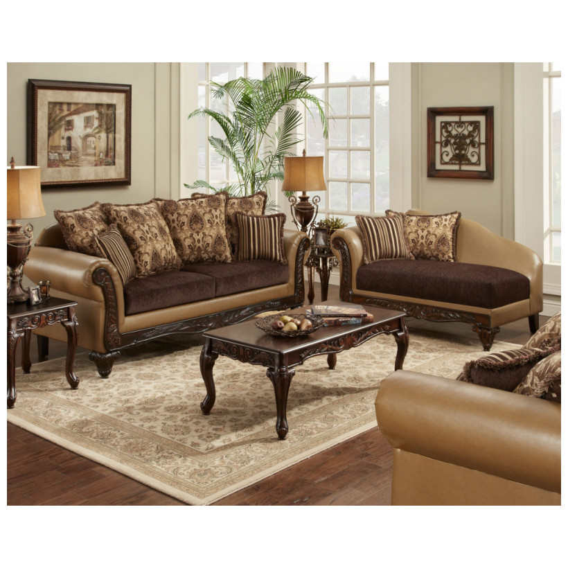 Fitzgerald Furniture CL AVANTI BRONZE S/L