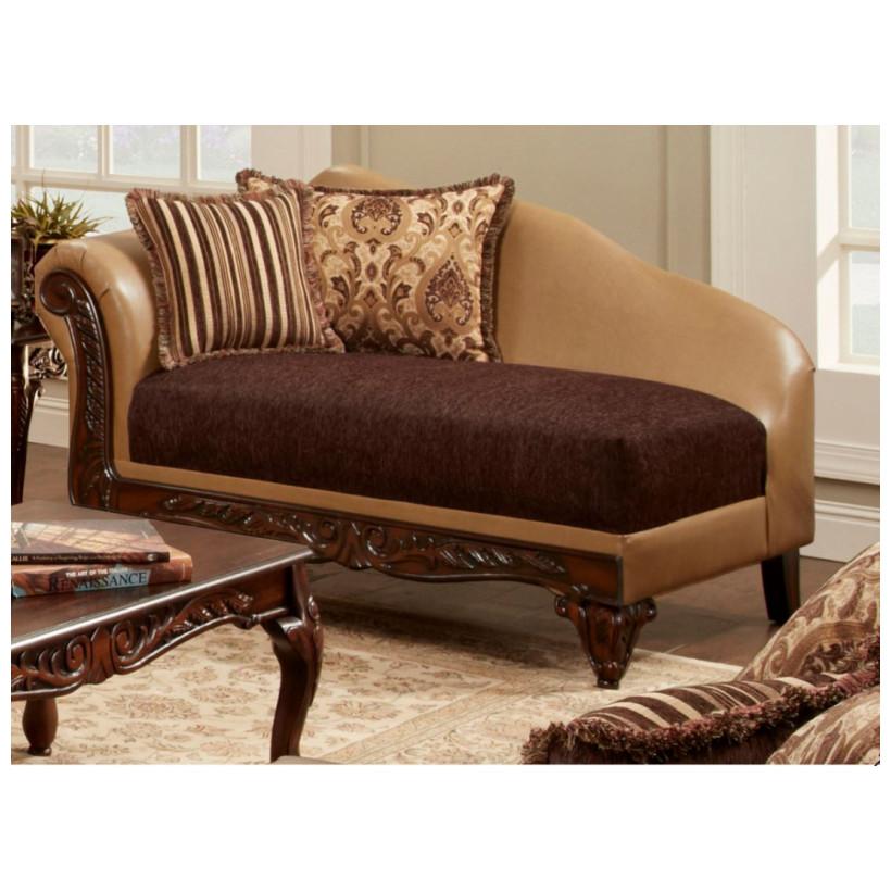 Fitzgerald Furniture CL AVANTI BRONZE CHAISE