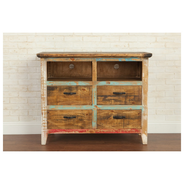 Million Dollar Rustic CL CABANA 44 TV STAND