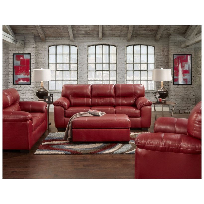 Affordable Furniture A5602/5603 RED