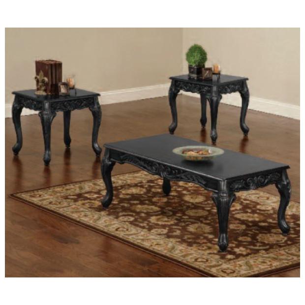 Fitzgerald Furniture CL FITZGERALD BL 3-PACK