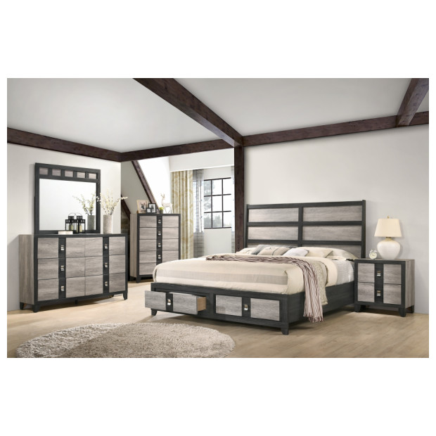Fitzgerald Furniture CL BURBANK QBDMN