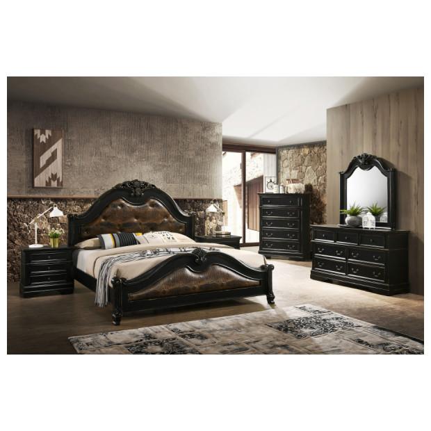 Fitzgerald Furniture CL ARLINGTON QBDMN