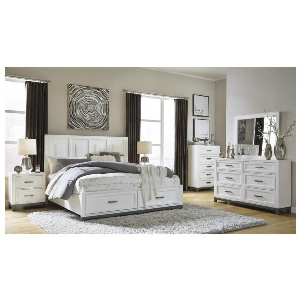 Ashley Furniture   B488QSBDMN-31/36/54S/57/196/92
