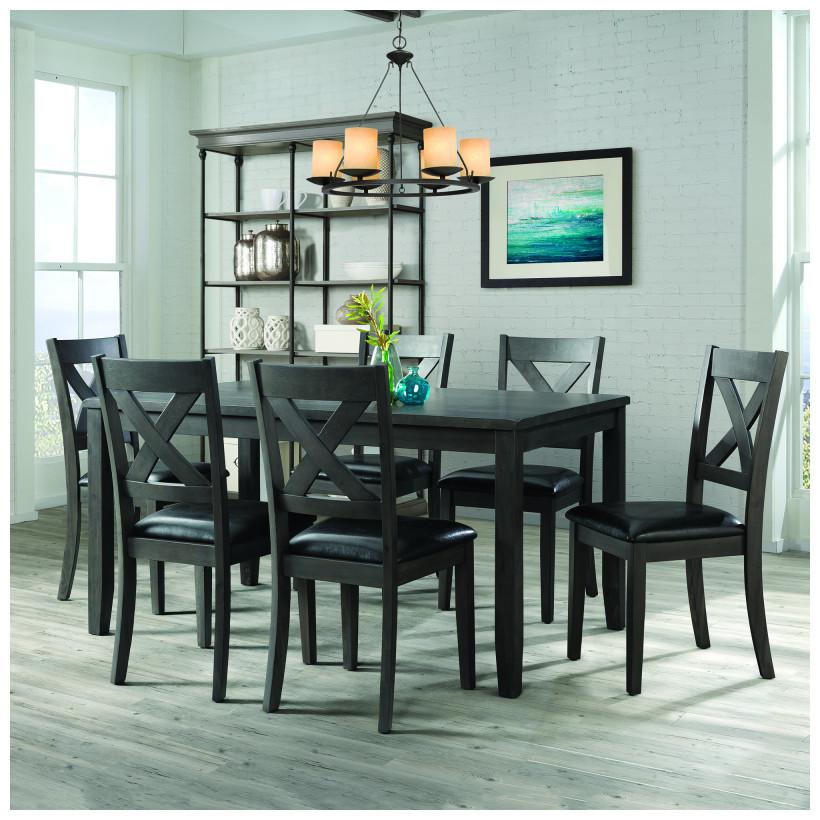 Fitzgerald Furniture ALEX GREY DINING