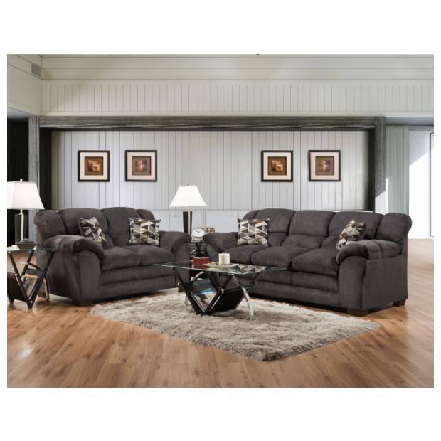 Fitzgerald Furniture CL OSAKA CHARCOAL S/L