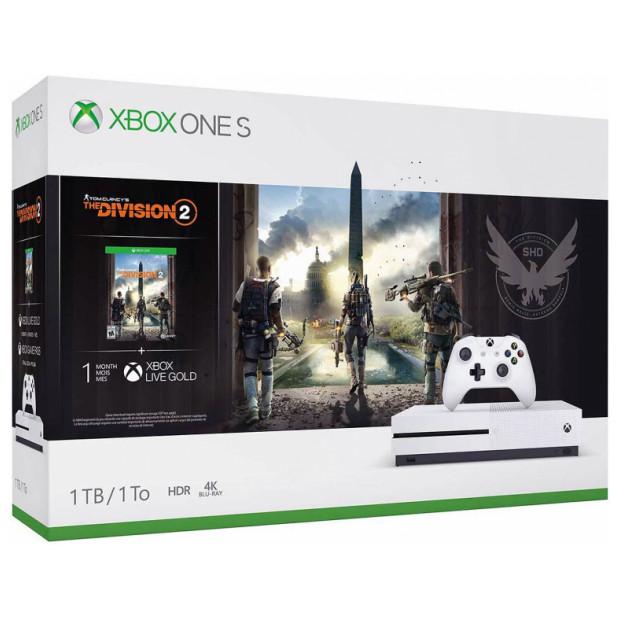 Microsoft 23400872 XBOX ONE S DIVISION 3