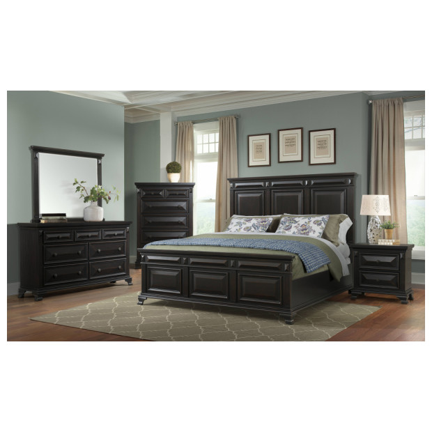 Fitzgerald Furniture CL CALLOWAY QBDMN