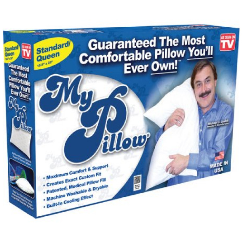My Pillow, Inc. QN CLASSIC FIRM FILL