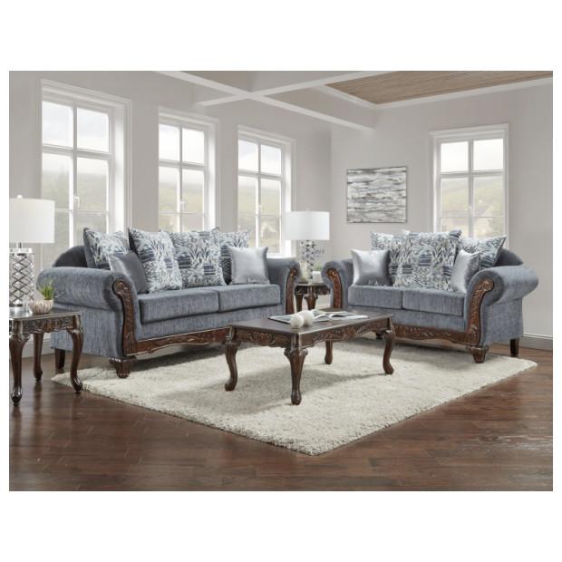 Fitzgerald Furniture BOHEMIAN BLUE S/L