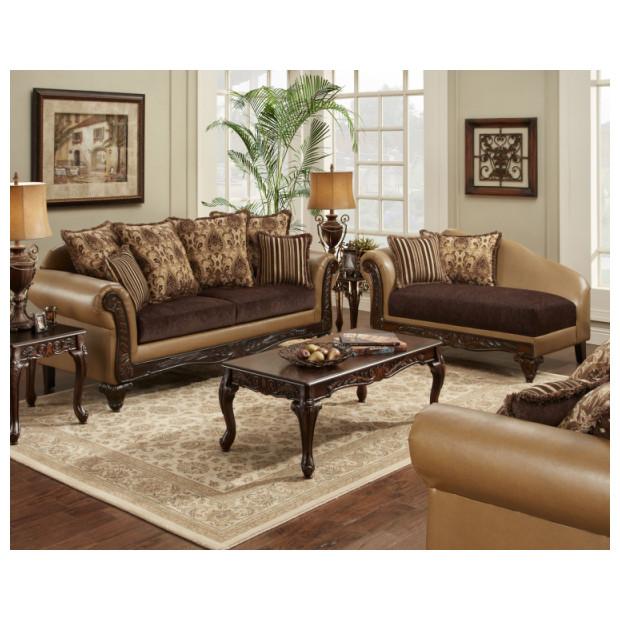 Fitzgerald Furniture CL AVANTI BRONZE S/L