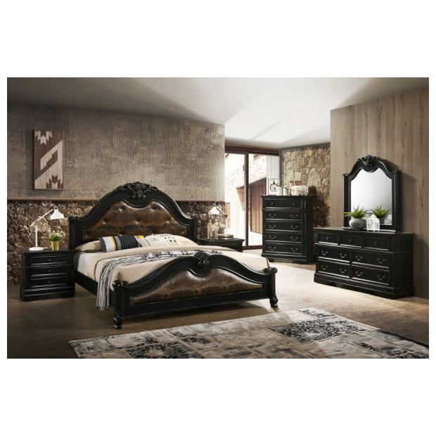 Fitzgerald Furniture CL ARLINGTON KBDMN