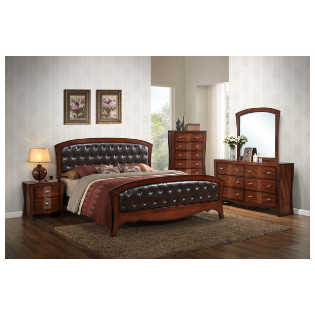 Fitzgerald Furniture CL JENNY QBDMN